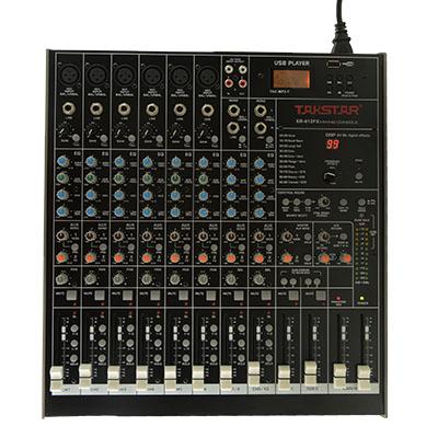 首页 产品展示 音响设备 调音台 调音台  产品特性/characteristic  6